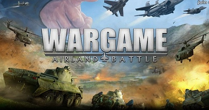 WarGame AirLand Battle Review